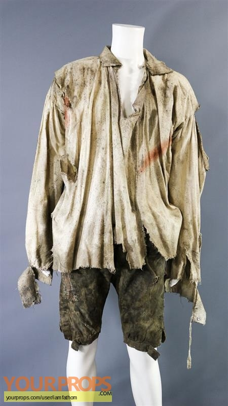 Sleepy Hollow original movie costume
