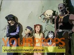 Kurogane Communication original production artwork