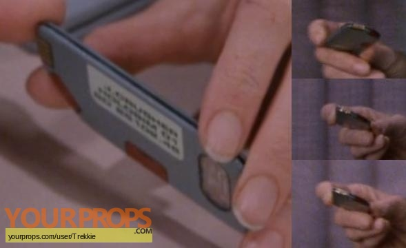 Star Trek - The Next Generation replica movie prop