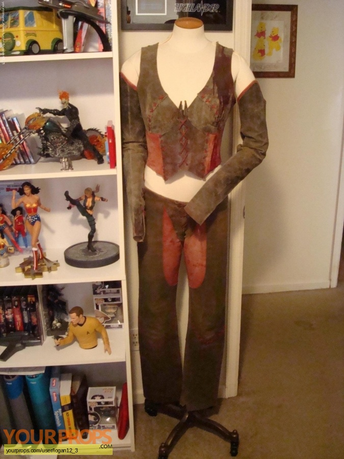Bloodrayne original movie costume