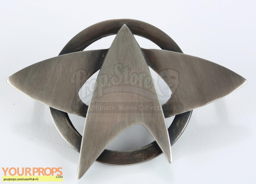 Star Trek original movie prop