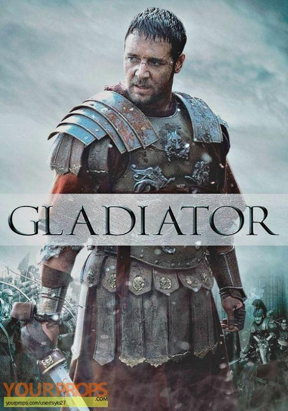 Gladiator original model   miniature