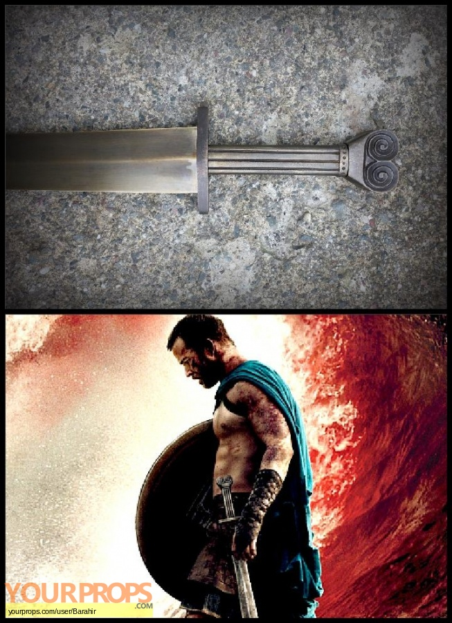 300  Rise of an Empire replica movie prop