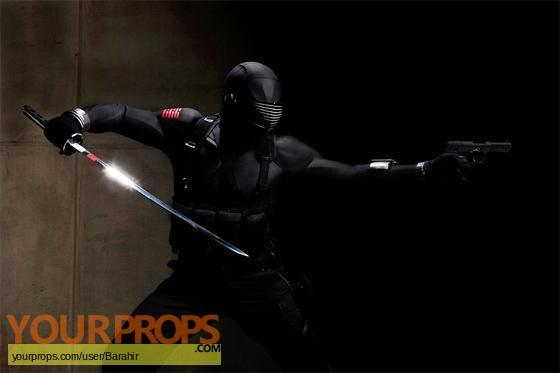 G I  Joe  The Rise Of Cobra United Cutlery movie prop