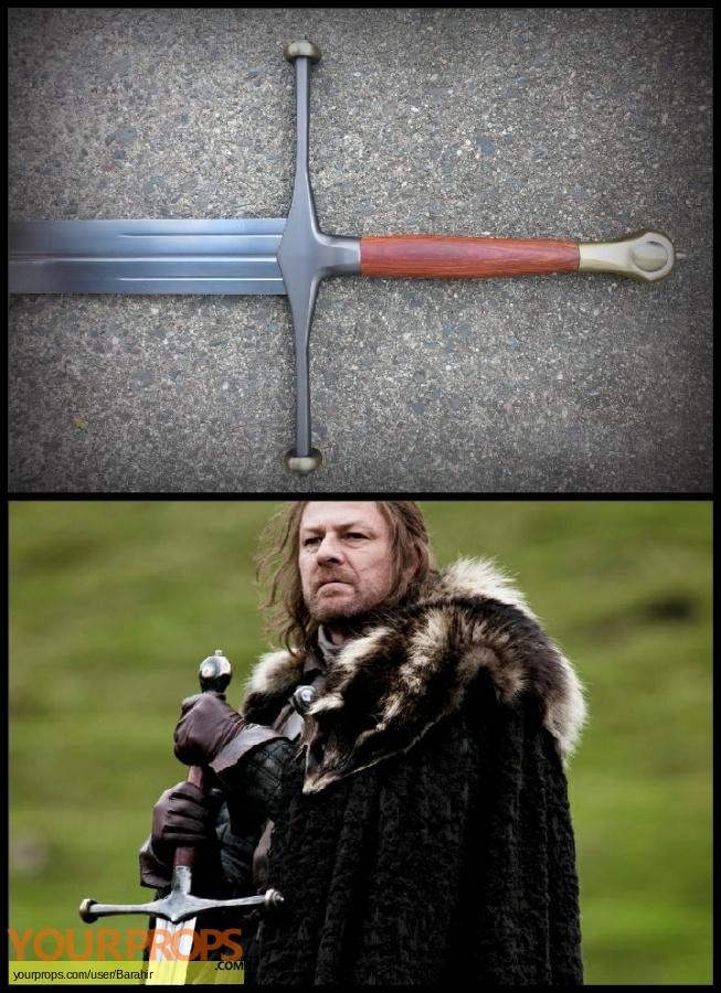 Game of Thrones replica movie prop