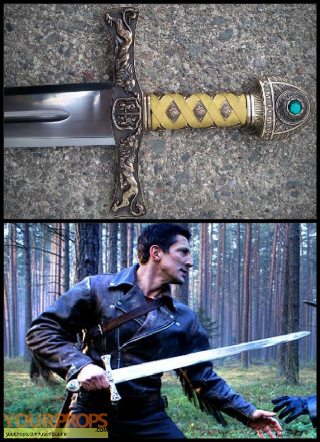 Highlander  The Series replica movie prop
