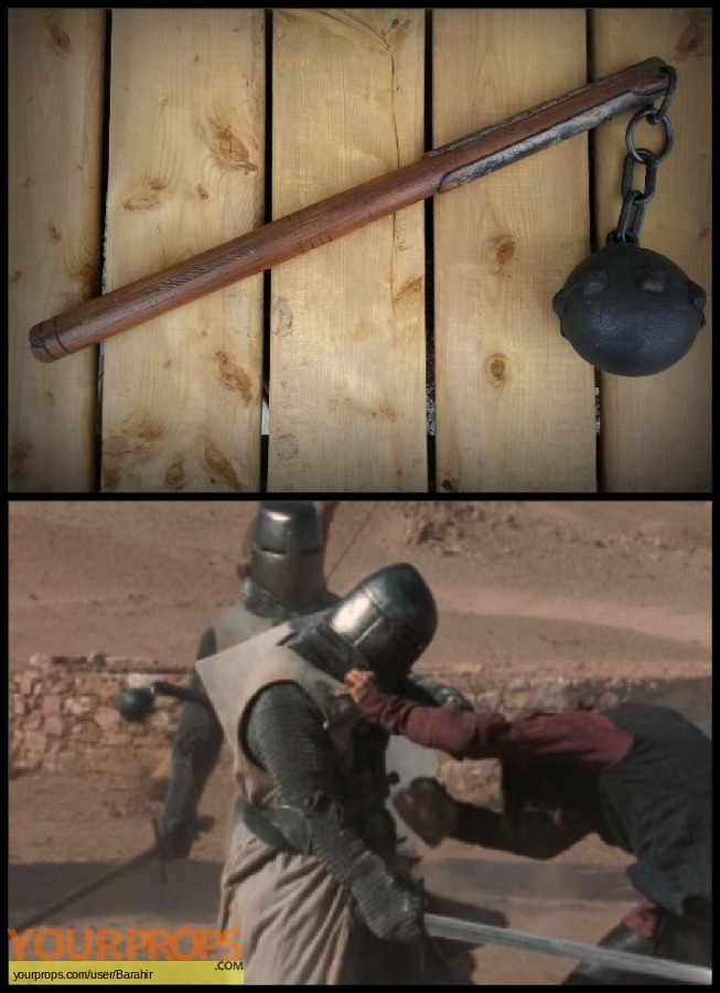 Kingdom of Heaven original movie prop weapon