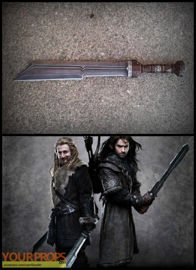 The Hobbit  An Unexpected Journey United Cutlery movie prop