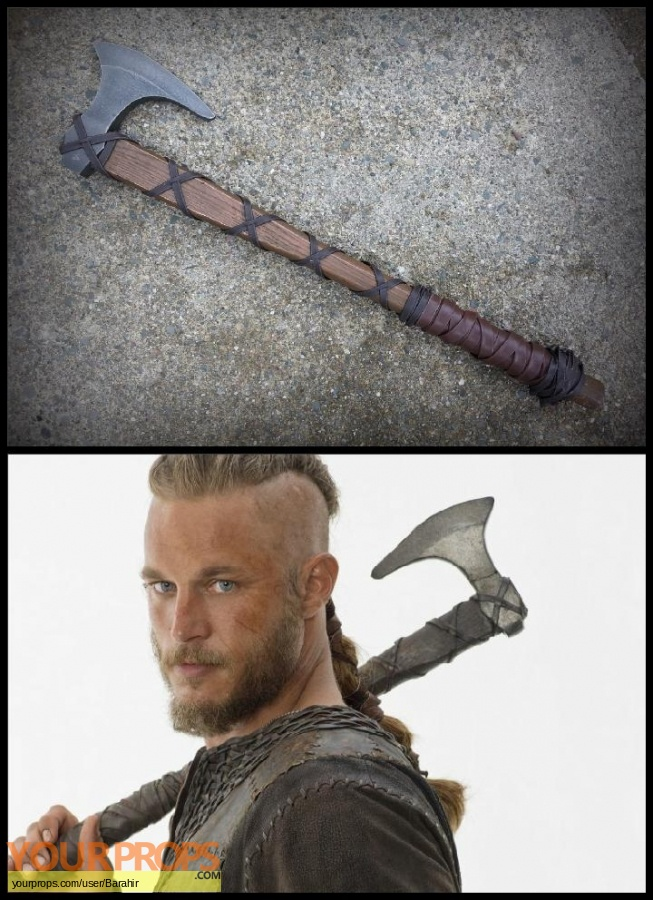 Vikings replica movie prop weapon