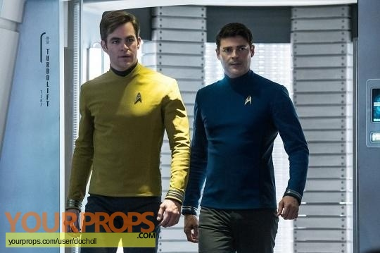 Star Trek Beyond replica movie costume