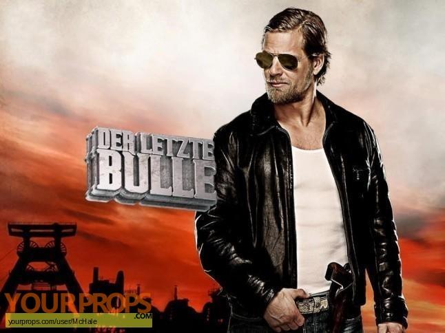 Der Letzte Bulle replica movie prop