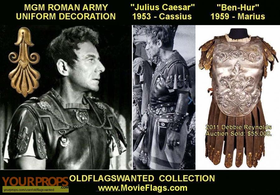 Julius Caesar swatch   fragment movie costume