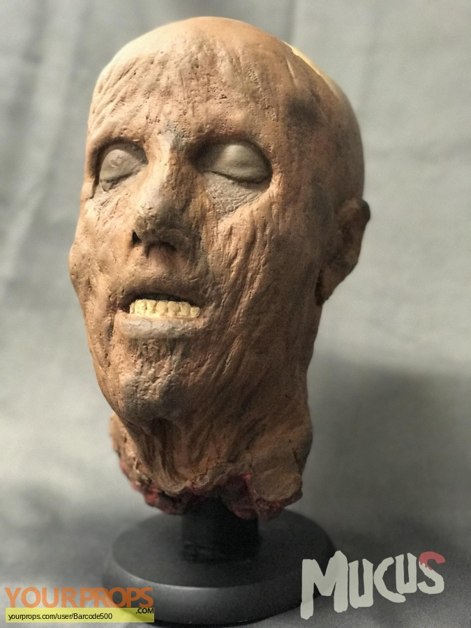 Friday the 13th  Part 2 replica movie prop