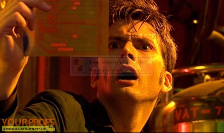 Doctor Who  2007 original movie prop