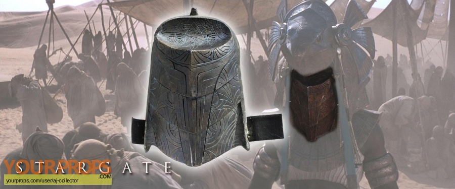 Stargate original movie costume
