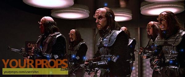 Star Trek III  The Search for Spock original make-up   prosthetics