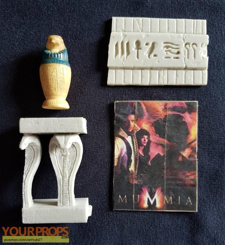 The Mummy original model   miniature