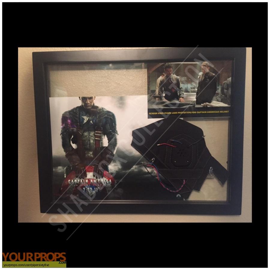 Captain America  Civil War original movie prop