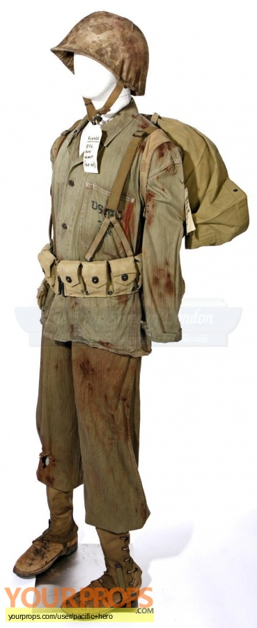 The Pacific original movie costume