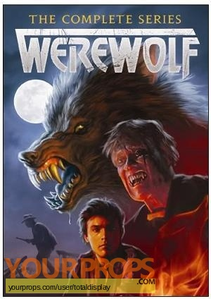 Werewolf TV Series replica production material