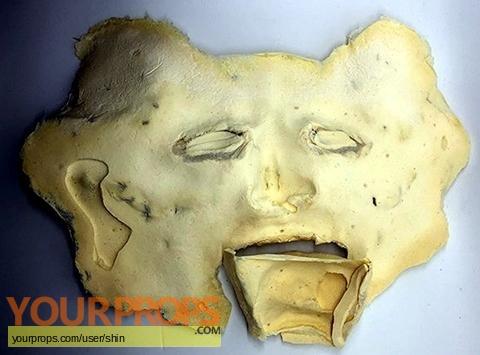 Grimm original make-up   prosthetics