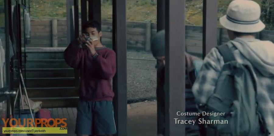 In A Flash original movie costume