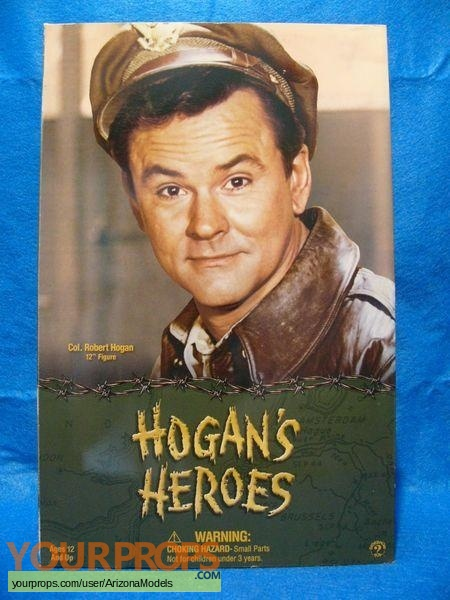 Hogans Heroes Full Set Sideshow Collectibles model   miniature