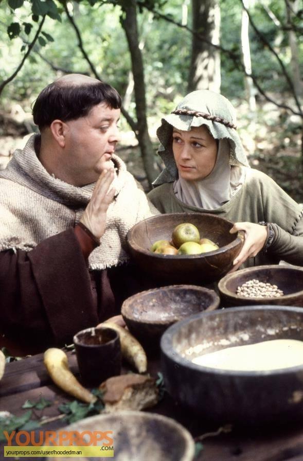Robin of Sherwood original set dressing   pieces