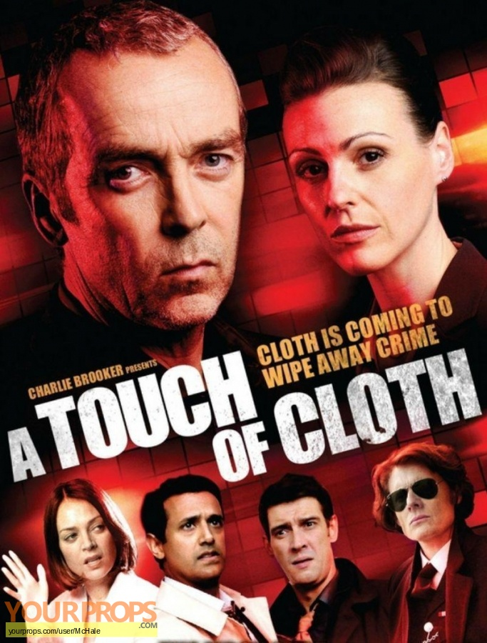 A Touch Of Cloth replica movie prop