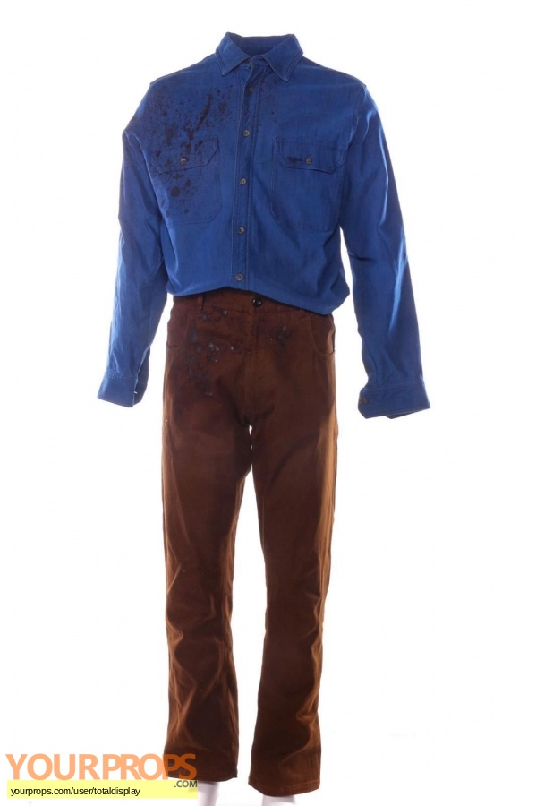 Ash Vs  Evil Dead original movie costume