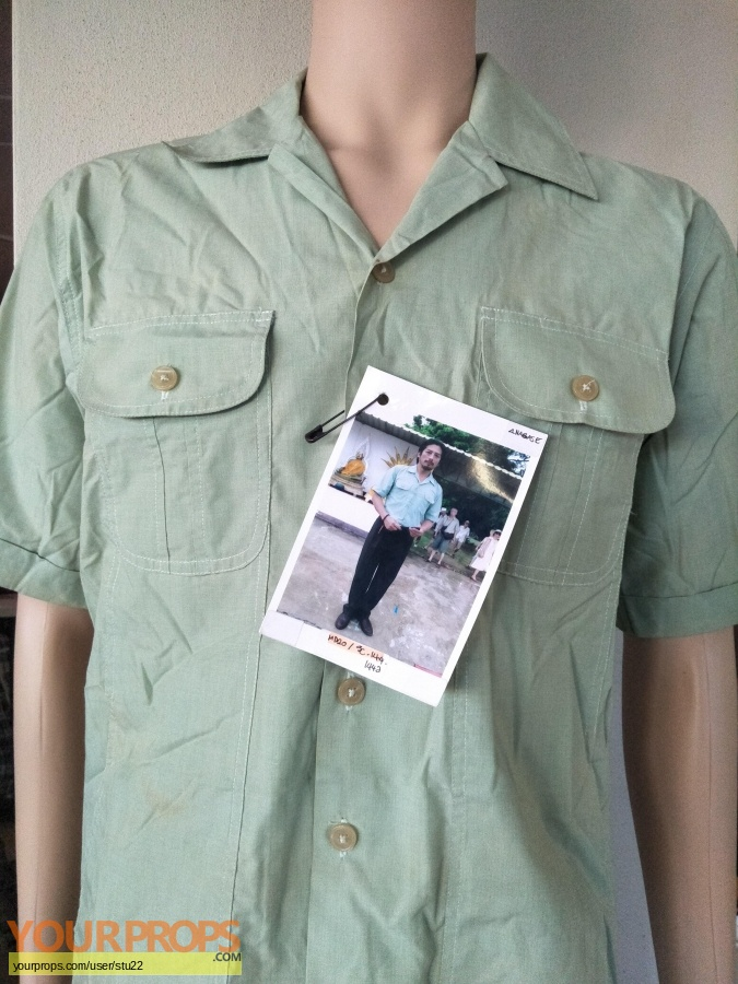 The Railway Man original movie costume