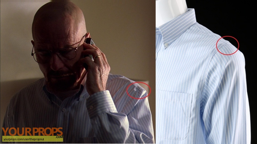 Breaking Bad original movie costume