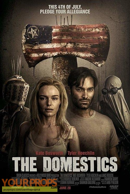 The Domestics original movie costume