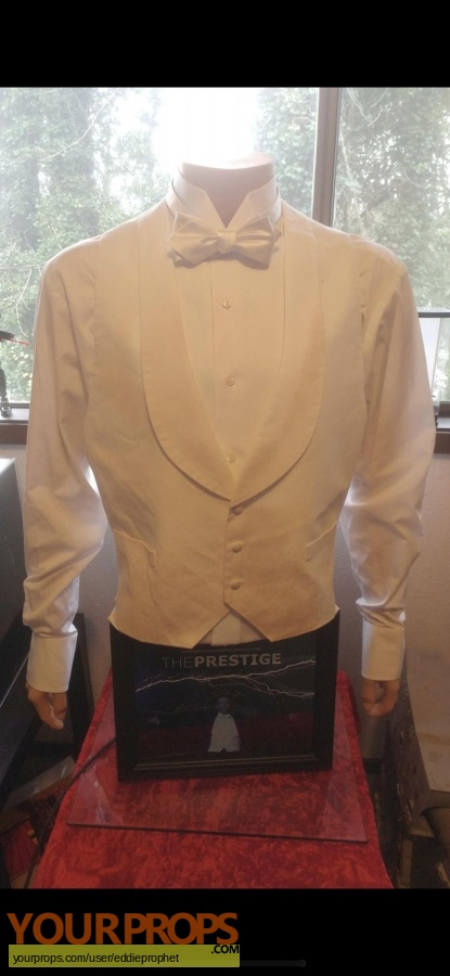 The Prestiege original movie costume