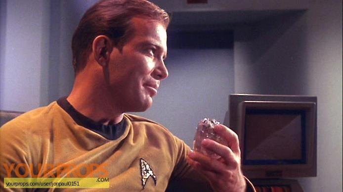Star Trek The Original Series made from scratch set dressing   pieces