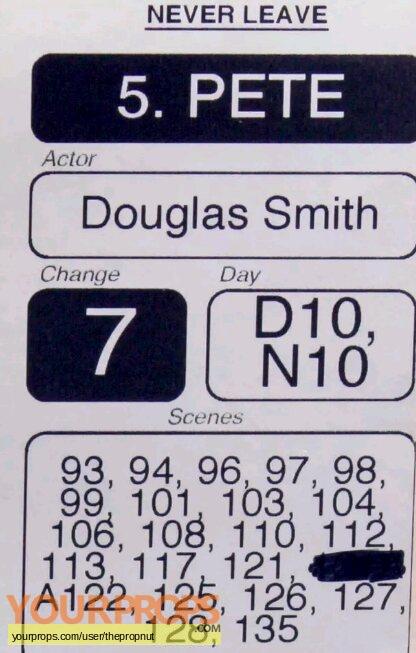 Ouija original movie costume