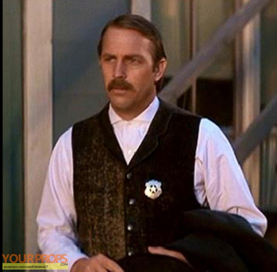 Wyatt Earp original movie costume