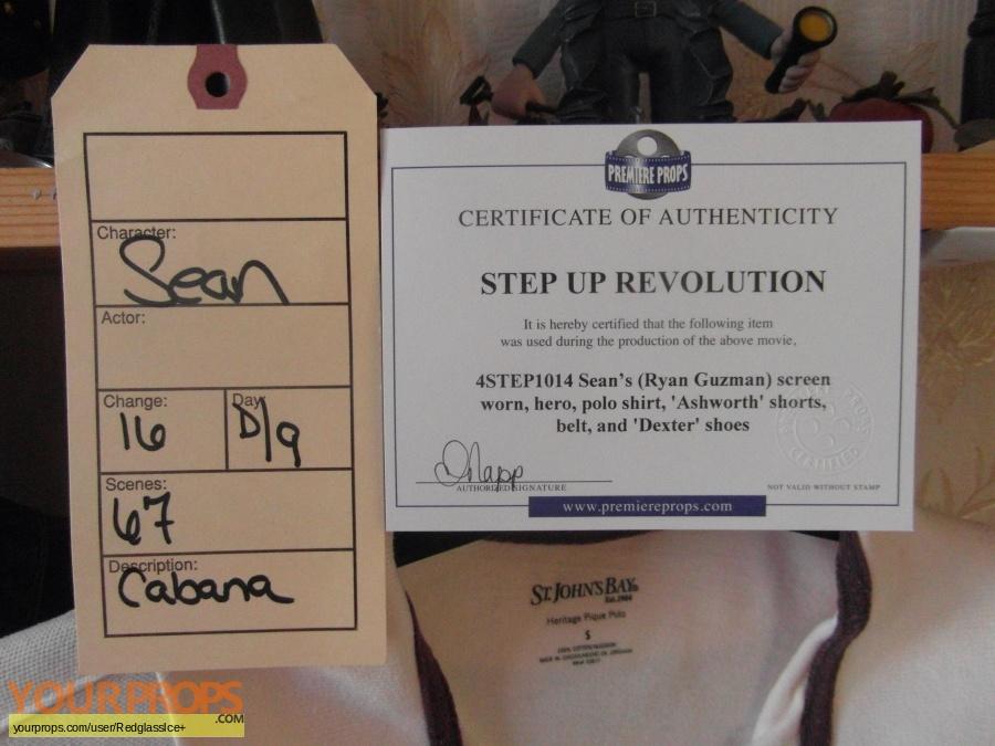 Step Up Revolution original movie costume