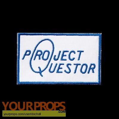 The Questor Tapes replica movie prop