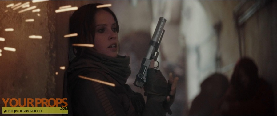 Star Wars  Rogue One replica movie prop