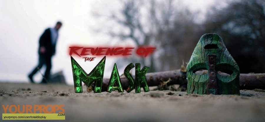 Revenge of the Mask original movie prop