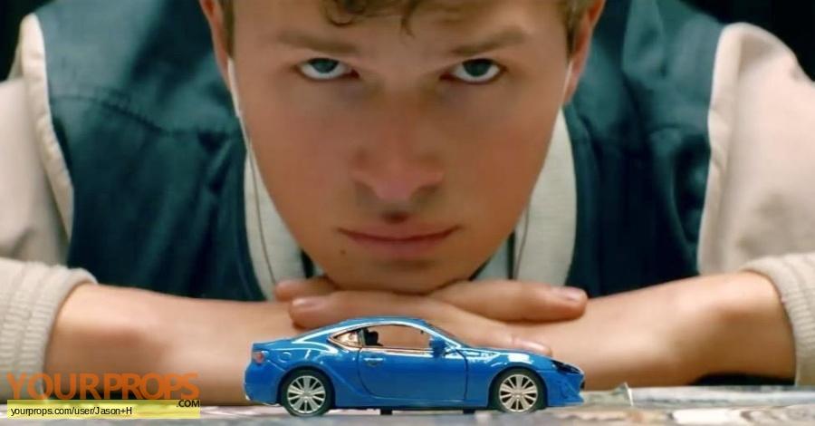 Baby Driver original movie prop