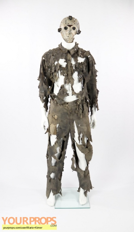 Friday the 13th  Part 7  The New Blood original movie costume