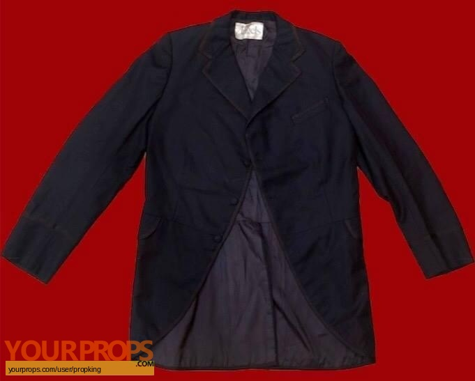 Murder By Decree original movie costume