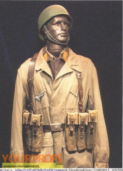 Band of Brothers original movie costume