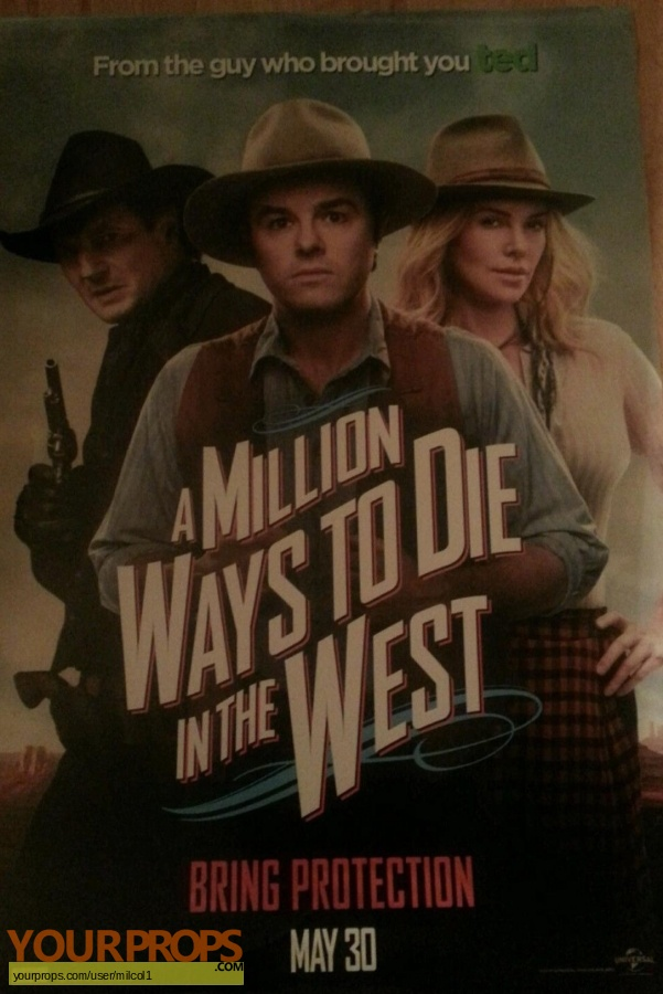 A Million Ways to Die in the West original movie costume