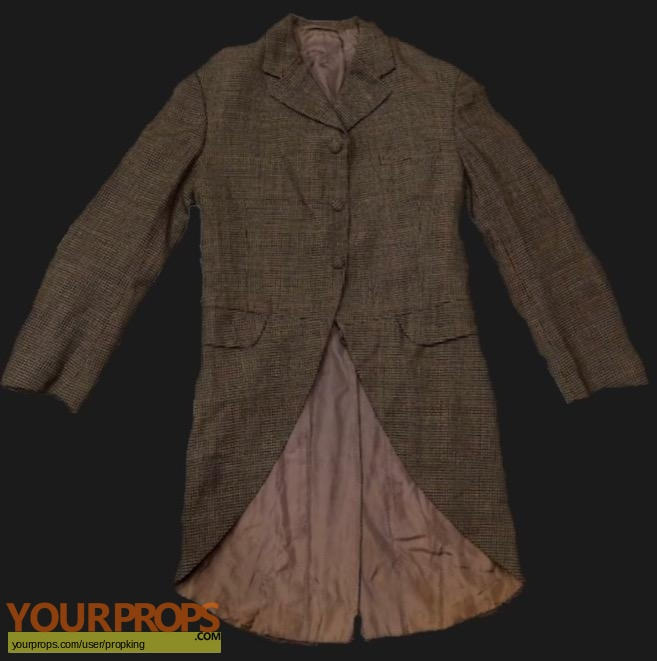 The Private Life of Sherlock Holmes original movie costume