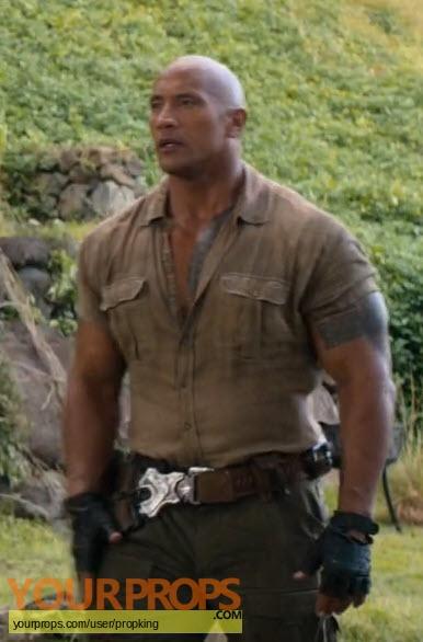 Jumanji  Welcome to the Jungle original movie costume
