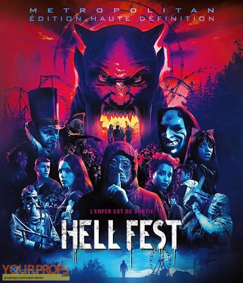 Hell fest original movie costume
