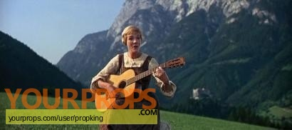 The Sound of Music original movie prop